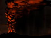 浅間山 天明噴火