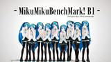 .:Miku Miku BenchMark B1:.