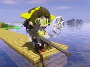 霧島、25㎜単装機銃装備 #JointBlock #Minecraft