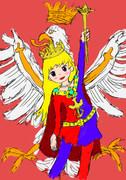 ポーランドの妖精 ヤドヴィガピース