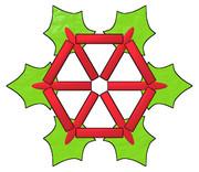 ルバーブの六角形