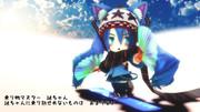 【MMD】スノーボーダー謎ちゃん