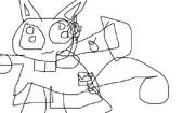 初音クロ ブリュンスタッド Vocaloid5 Append Ver イラスト 01