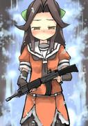 陸戦型軽巡洋艦神通