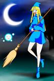 月夜のウィッチ