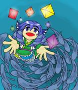 イワシさん 【うっかり卓ゲ祭り】海洋性ダブルクロス【カオスガーデン】より
