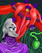 鉄仮面とラフレシア