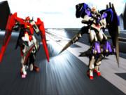 【すいまじ】紅い翼と七つの剣【明日の神話】