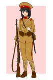 WW1日本陸軍歩兵