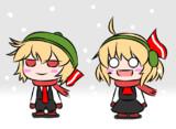 冬服ルーミア