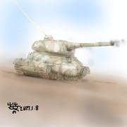 地球連邦軍陸戦型MS「ガンタンク3」