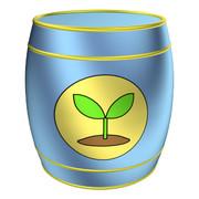 メタル (芽の樽)