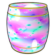 フラク樽 (フラクタルの樽)