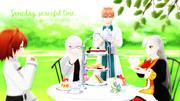 【Fate/MMD】穏やかなひと時