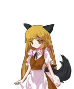 影狼(パンプキンオレンジ)