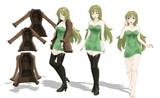 【Fate/MMD】六導玲霞