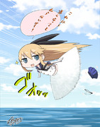超超高速艦の誕生。
