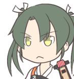 プロフ用瑞鶴(GIFアニメ)