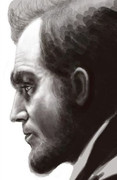 リンカーン 模写