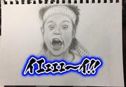 サンシャイン斎藤さんを描いてみた。