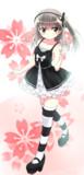 島田愛里寿にふりふりで防御力の低い服を着せました。