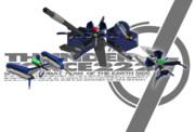 【配布】RVR-01&02&02B【MMDモデル】