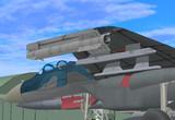 【MMDモデル配布】R-73 短距離空対空ミサイル