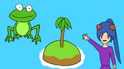 FIG (Frog, Island, Girl)