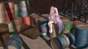 【MMD】古びたドラム缶【モデル配布】