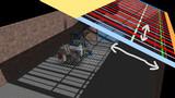 【MMD】影を落とすための窓枠【アクセサリ配布】