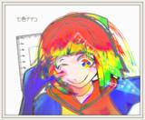 七色ナナコ描いてみた
