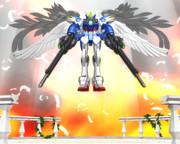 鋼鉄の天使