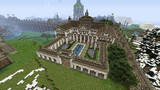 【Minecraft】PS4で街作り中!!!!  お屋敷