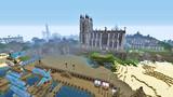 【Minecraft】PS4で街作り中!!! 大聖堂