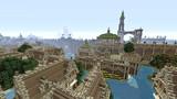 【Minecraft】PS4で街作り中!!!!  軍隊