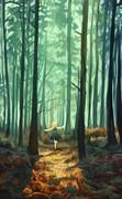 森の中のるーみあ