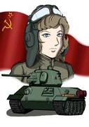 復讐の旅路の果てに~ソ連軍女性戦車兵マリア・オクチャブリスカヤ