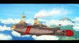 王国の空中戦艦