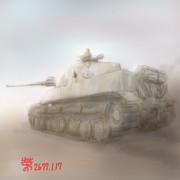 帝国陸軍五式中戦車「チリ」