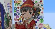 【Minecraft】福山舞ちゃんお誕生日おめでとう【ドット絵】