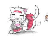 翔鶴ネコと瑞鶴ネコ