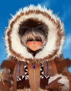 ナズーリン北極圏へ行く。