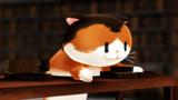 【MMD文アル】あの猫【モデル配布あり】1/22更新