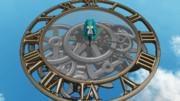 【MMD】時計ステージ更新した【配布】