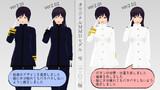 MMDオリキャラ 雫 v2.02【モデル更新】