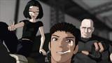 The REISEN 3 傭兵達