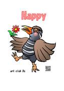 Happy!ヤンバルクイナ!