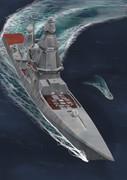 ロシア海軍次期駆逐艦リデル級