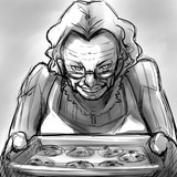 クッキー おばあちゃん