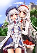 アンナさん&アリシアちゃん